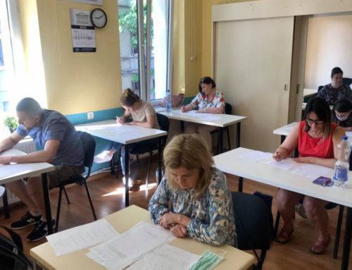 Egzaminy końcowe w Akademii Liderów
