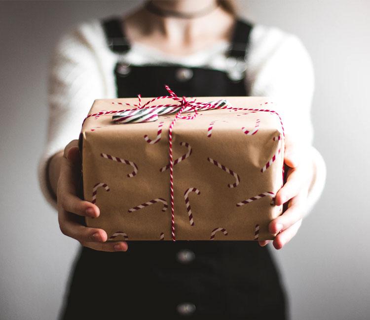 Magia wręczania prezentów